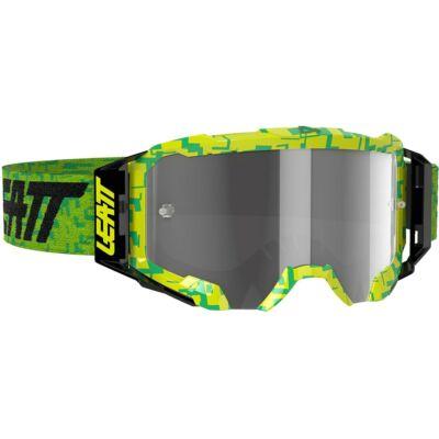 Leatt Velocity 5.5 zárt szemüveg golyóálló tükrös lencsével - RideShop