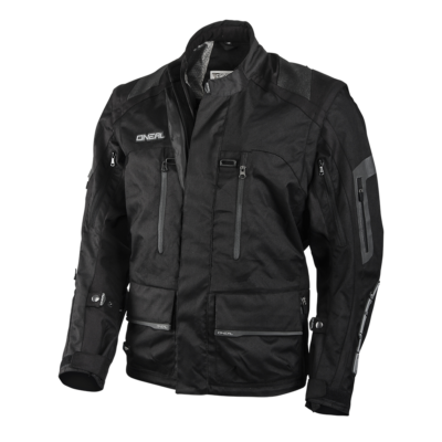 Oneal Baja Racing Moveo enduro motoros dzseki fekete - RideShop.hu