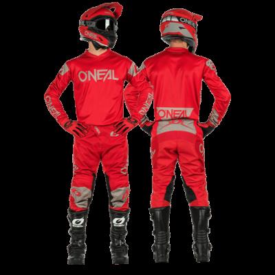O'neal Ridewear krossz szett (mez+nadrág) piros