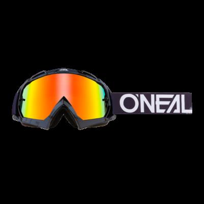 Oneal B10 Pixel krossz szemüveg tükrös lencsével
