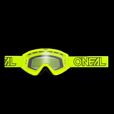 Oneal B-Zero krossz szemüveg neon sárga - RideShop.hu webshop