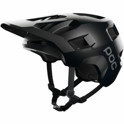POC Kortal kerékpáros fejvédő fekete - RideShop.hu