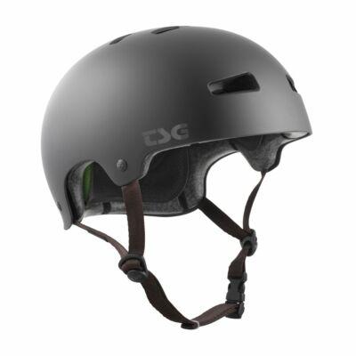 TSG Kraken Solid Color kerékpáros bukósisak fekete - RideShop.hu