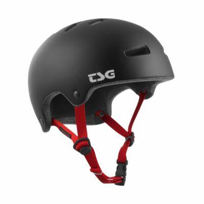 TSG Superlight Solid Color kerékpár sisak fekete - RideShop.hu