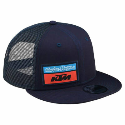 Troy Lee Designs KTM Team Snapback sapka - RideShop.hu