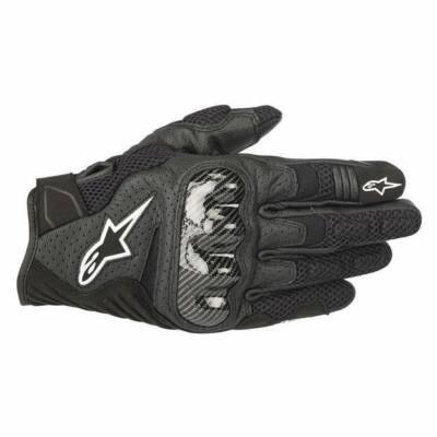 ALPINESTARS SMX-1 Air V2 kesztyű fekete